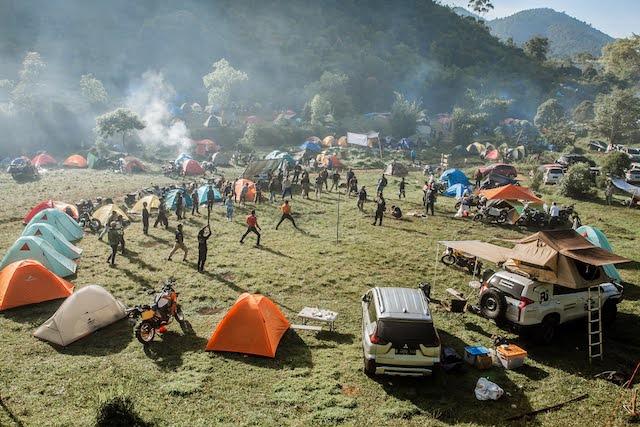 Camping, Sharing & Coaching
